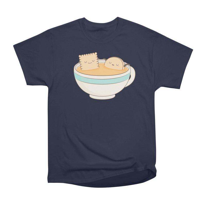 Loosen Up A Little Men's Heavyweight T-Shirt by Kim Vervuurt