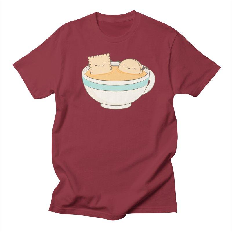 Loosen Up A Little Women's Regular Unisex T-Shirt by Kim Vervuurt