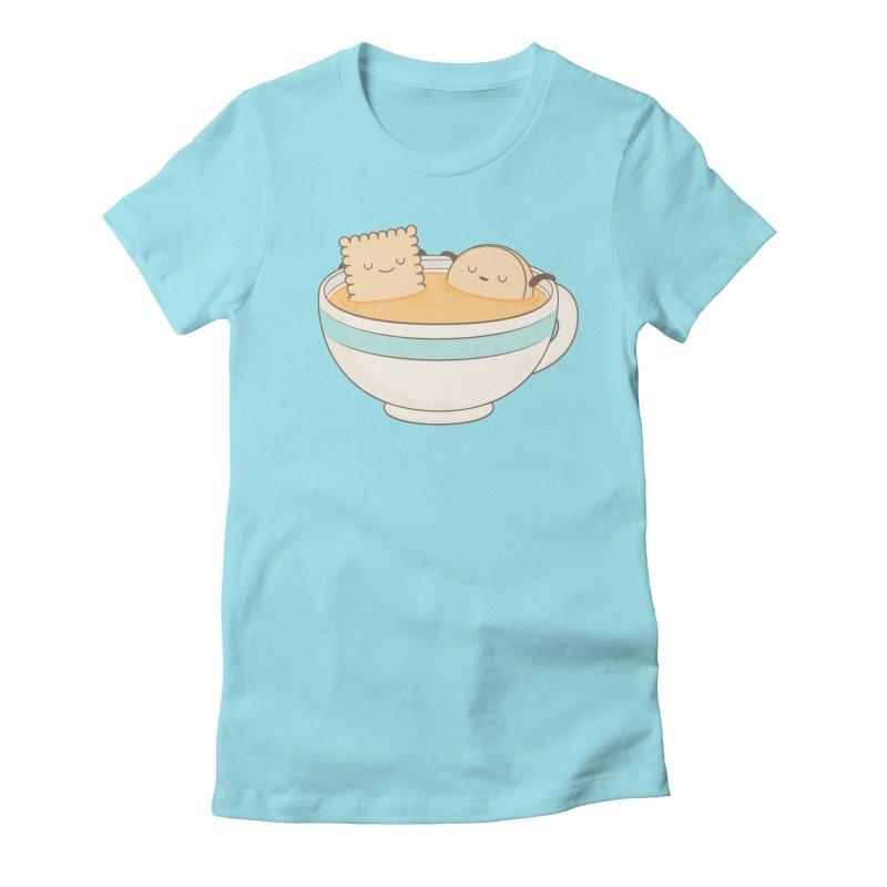 Loosen Up A Little Women's T-Shirt by Kim Vervuurt