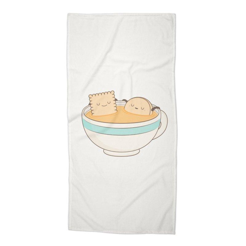 Loosen Up A Little Accessories Beach Towel by Kim Vervuurt