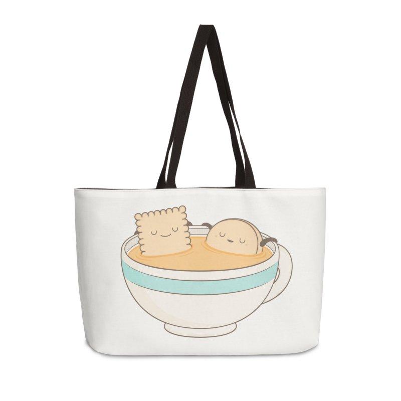 Loosen Up A Little Accessories Weekender Bag Bag by Kim Vervuurt