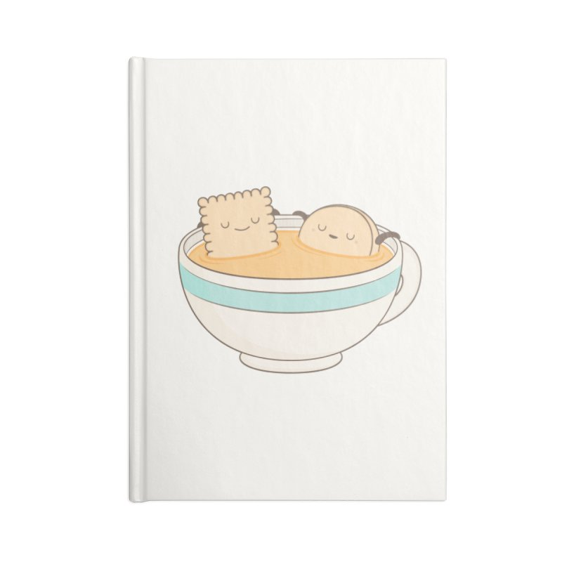 Loosen Up A Little Accessories Blank Journal Notebook by Kim Vervuurt