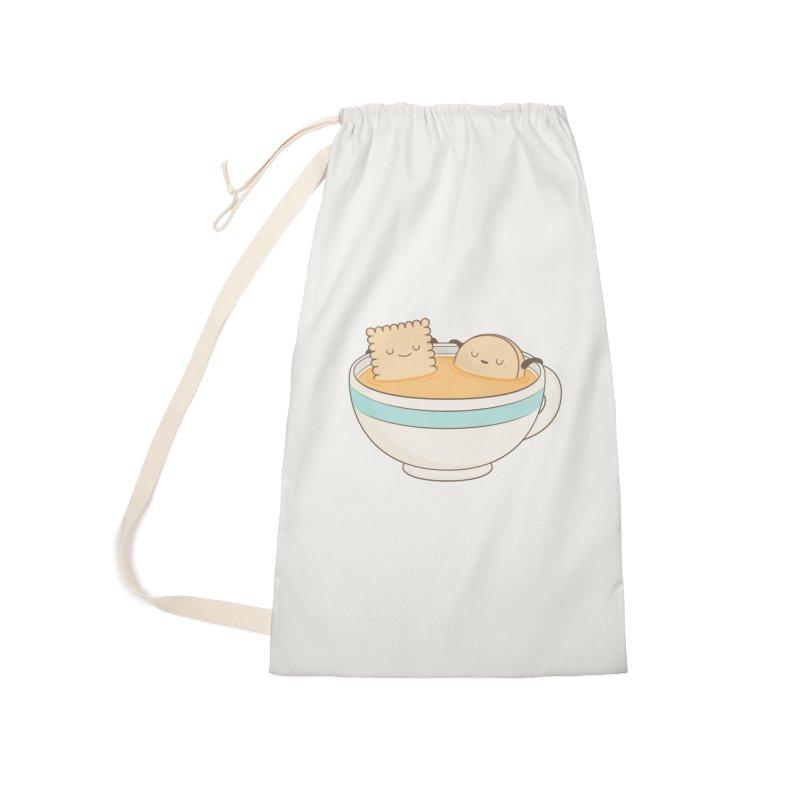 Loosen Up A Little Accessories Bag by Kim Vervuurt