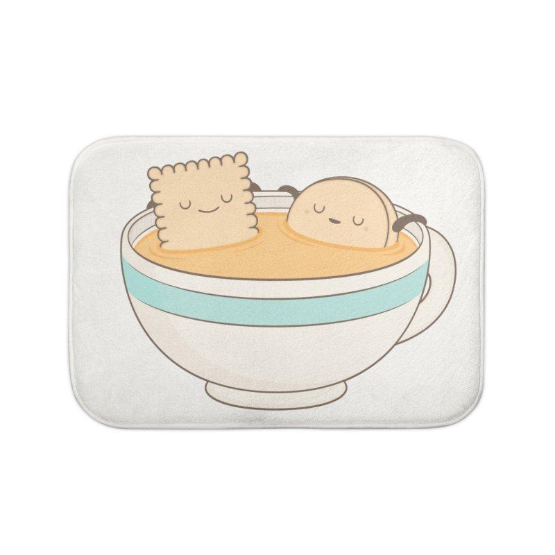 Loosen Up A Little Home Bath Mat by Kim Vervuurt