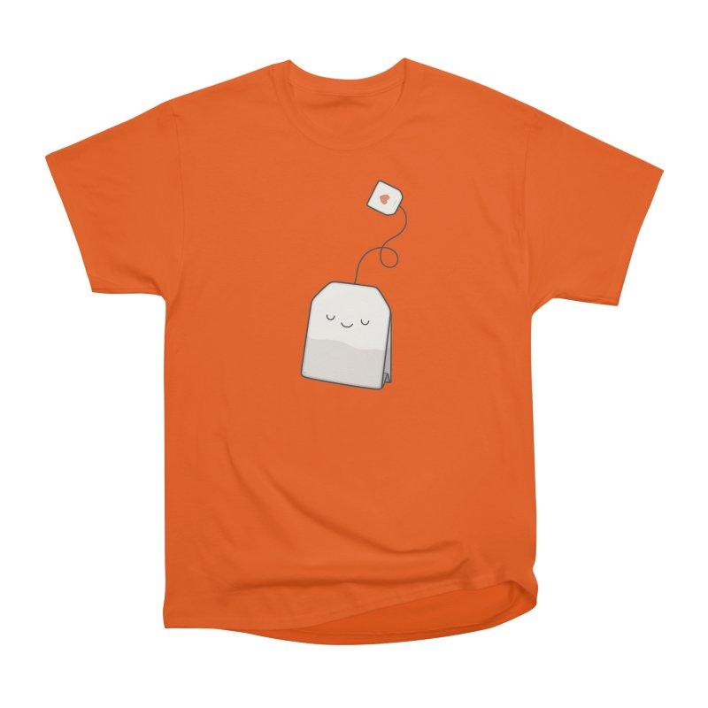 Tea Time Men's Heavyweight T-Shirt by Kim Vervuurt
