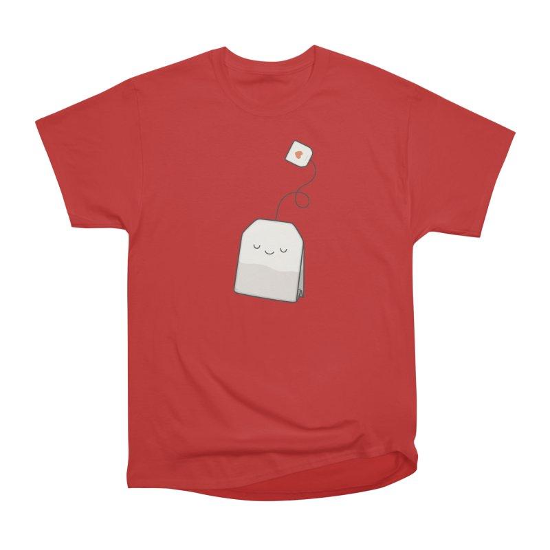 Tea Time Women's Classic Unisex T-Shirt by Kim Vervuurt