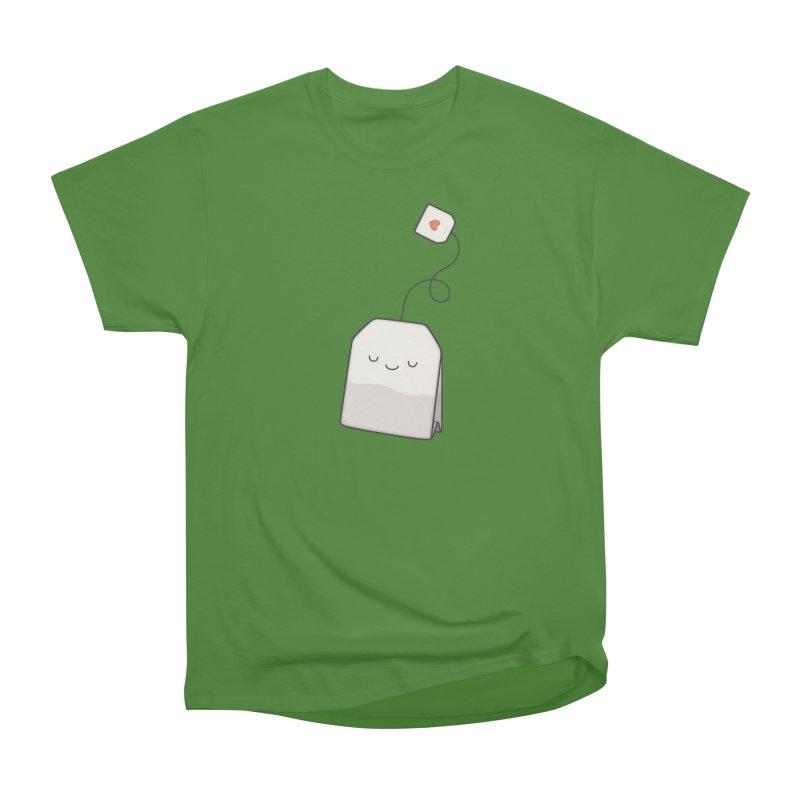 Tea Time Men's Classic T-Shirt by Kim Vervuurt