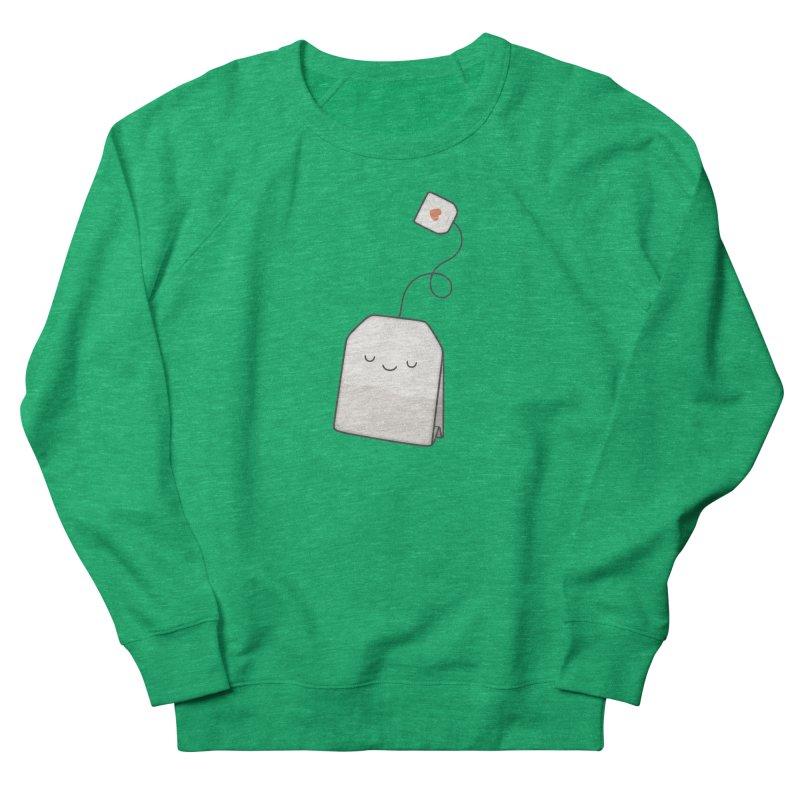 Tea Time Women's Sweatshirt by Kim Vervuurt