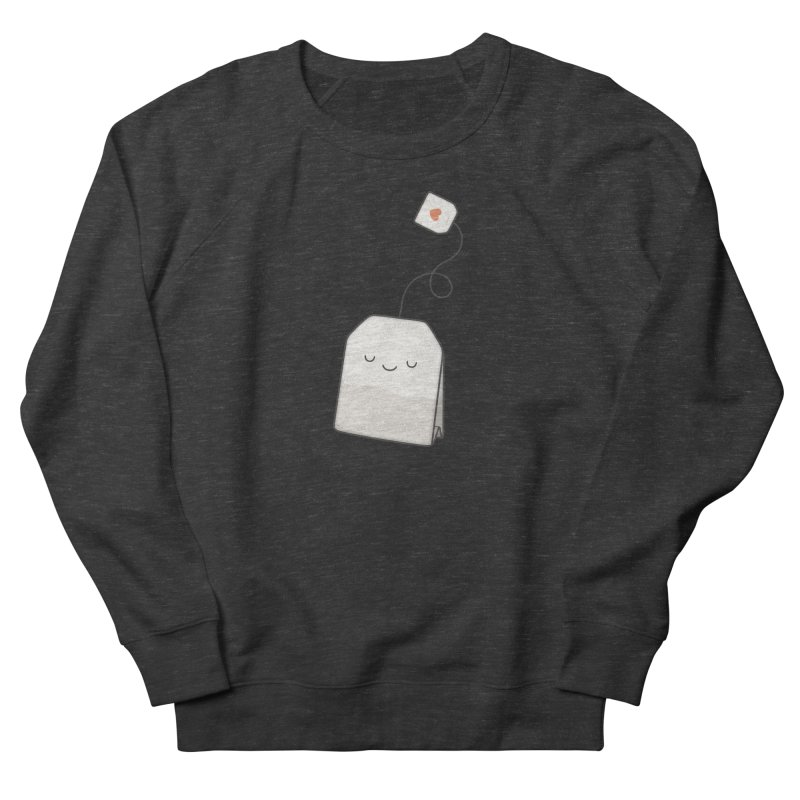Tea Time Men's Sweatshirt by Kim Vervuurt