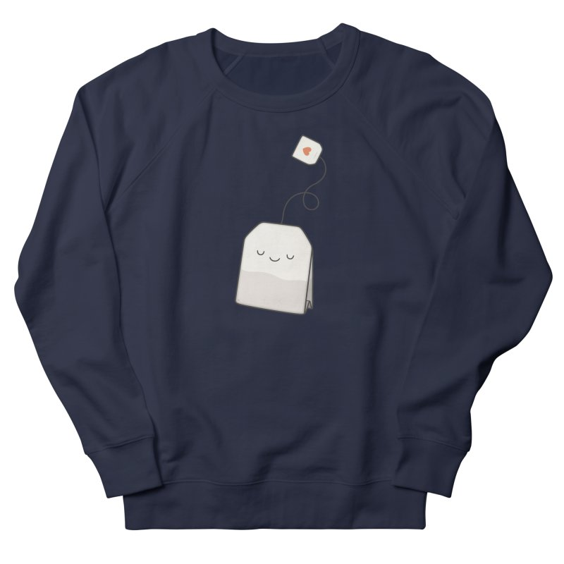Tea Time Men's Sweatshirt by Kim Vervuurt