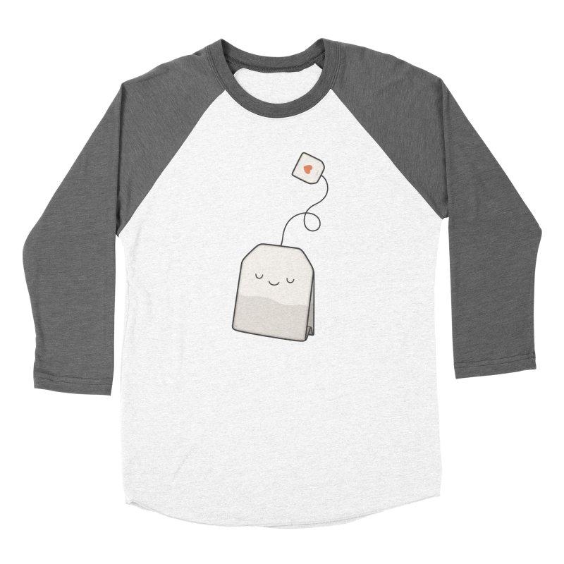 Tea Time Women's Longsleeve T-Shirt by Kim Vervuurt