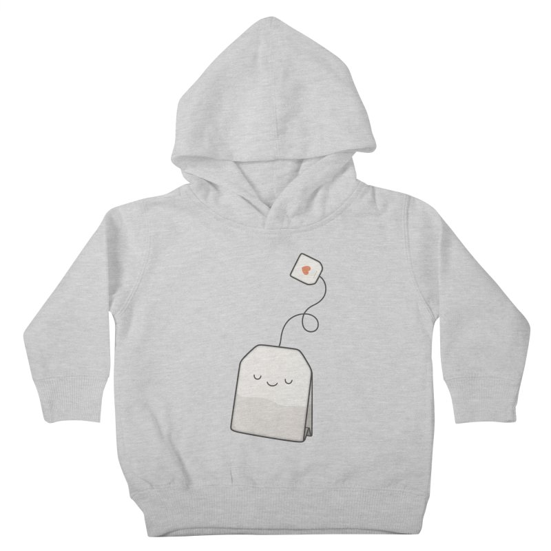 Tea Time Kids Toddler Pullover Hoody by Kim Vervuurt