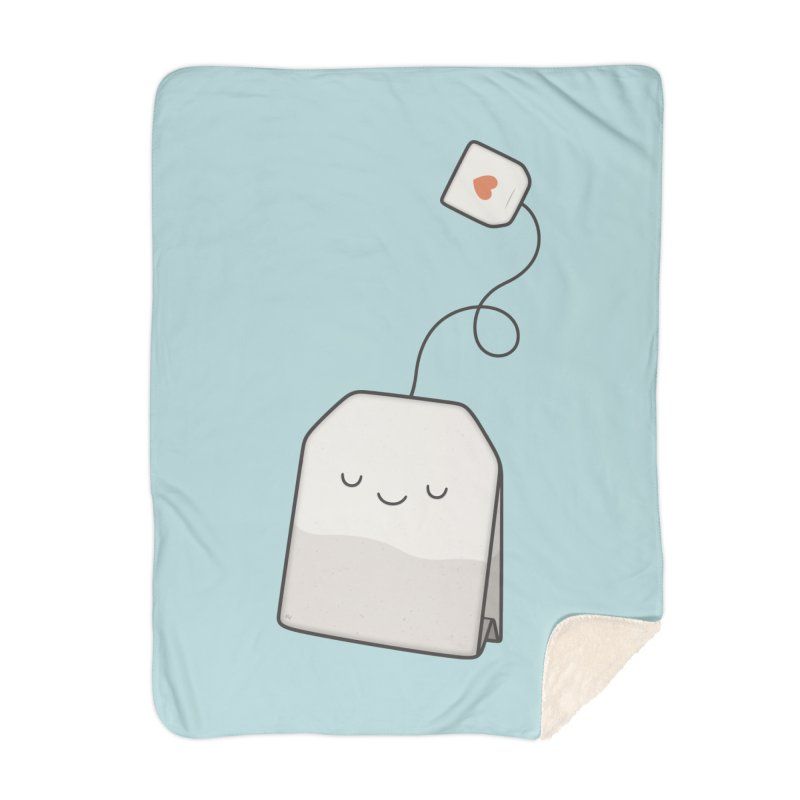 Tea Time Home Blanket by Kim Vervuurt