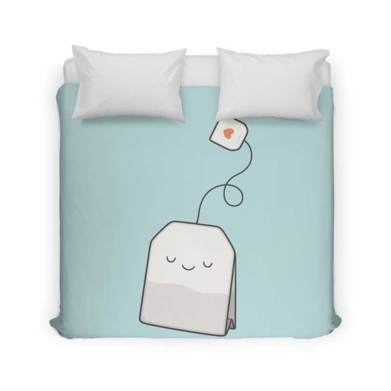 Tea Time Home Duvet by Kim Vervuurt