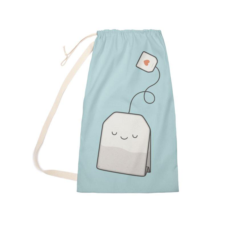 Tea Time Accessories Bag by Kim Vervuurt