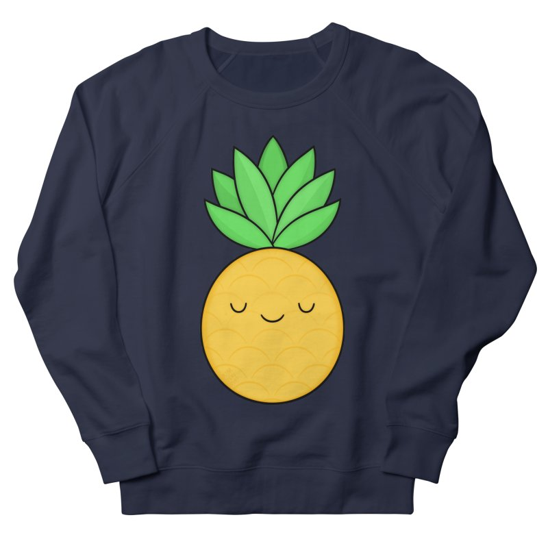 Happy Pineapple Women's Sweatshirt by Kim Vervuurt