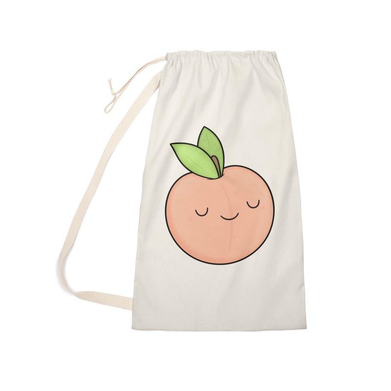 Peach! Accessories Bag by Kim Vervuurt