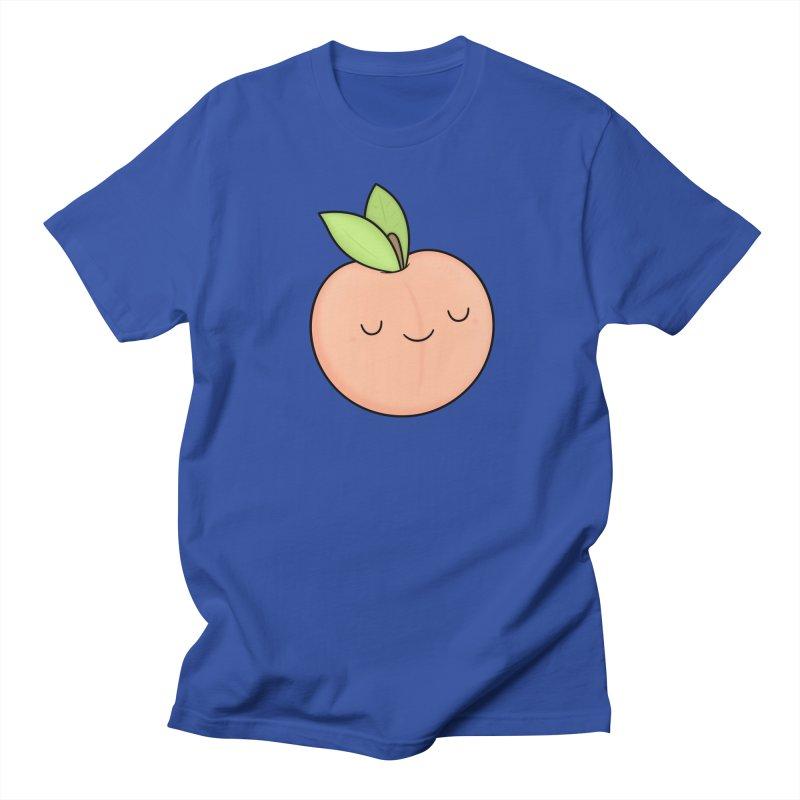 Peach! Women's Regular Unisex T-Shirt by Kim Vervuurt