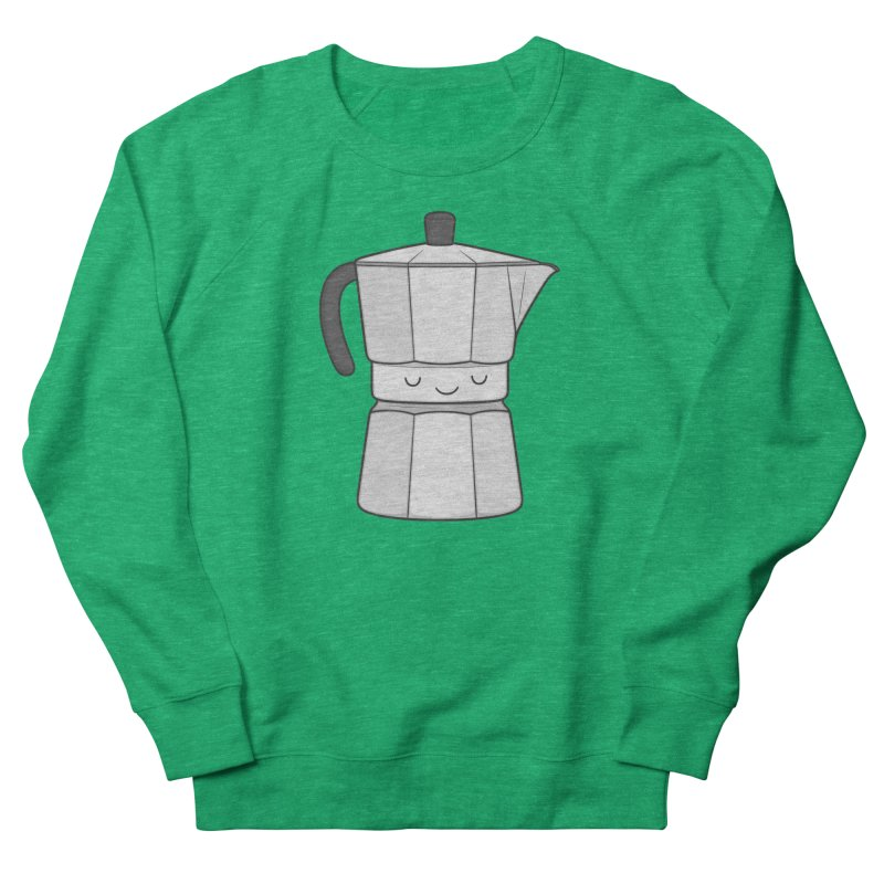 Coffee Women's Sweatshirt by Kim Vervuurt
