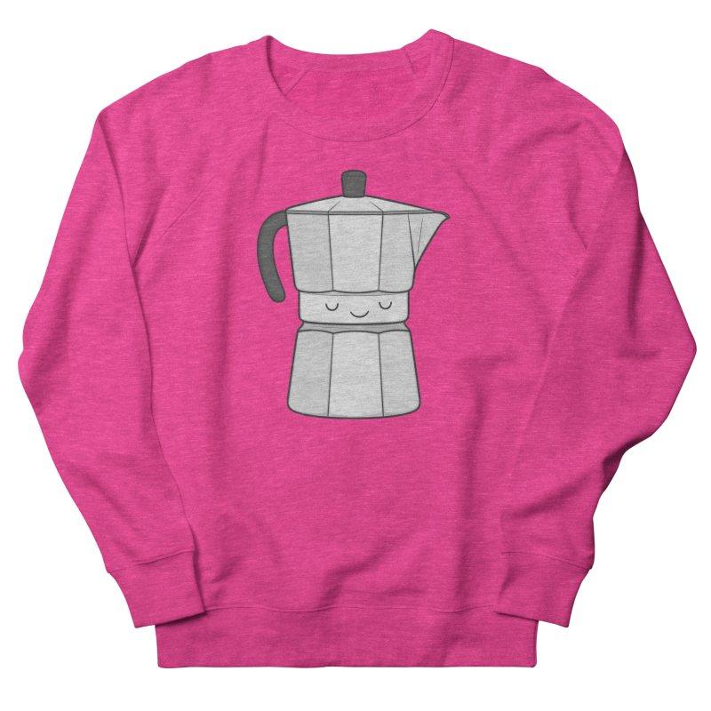 Coffee Women's Sweatshirt by Kim Vervuurt