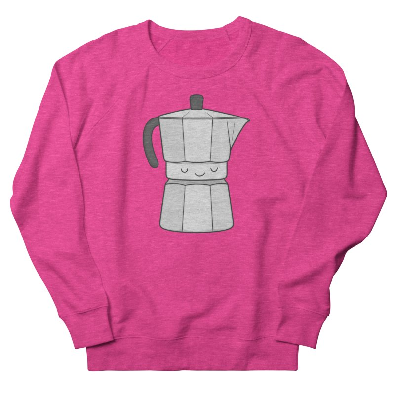Coffee Men's Sweatshirt by Kim Vervuurt