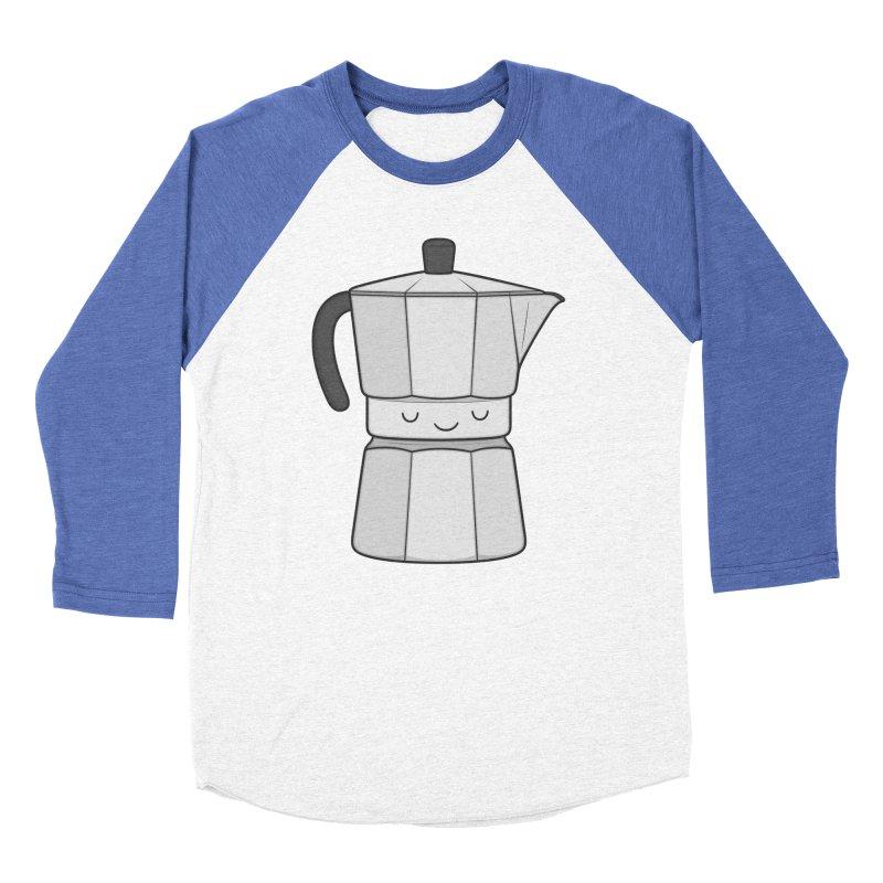 Coffee Women's Longsleeve T-Shirt by Kim Vervuurt