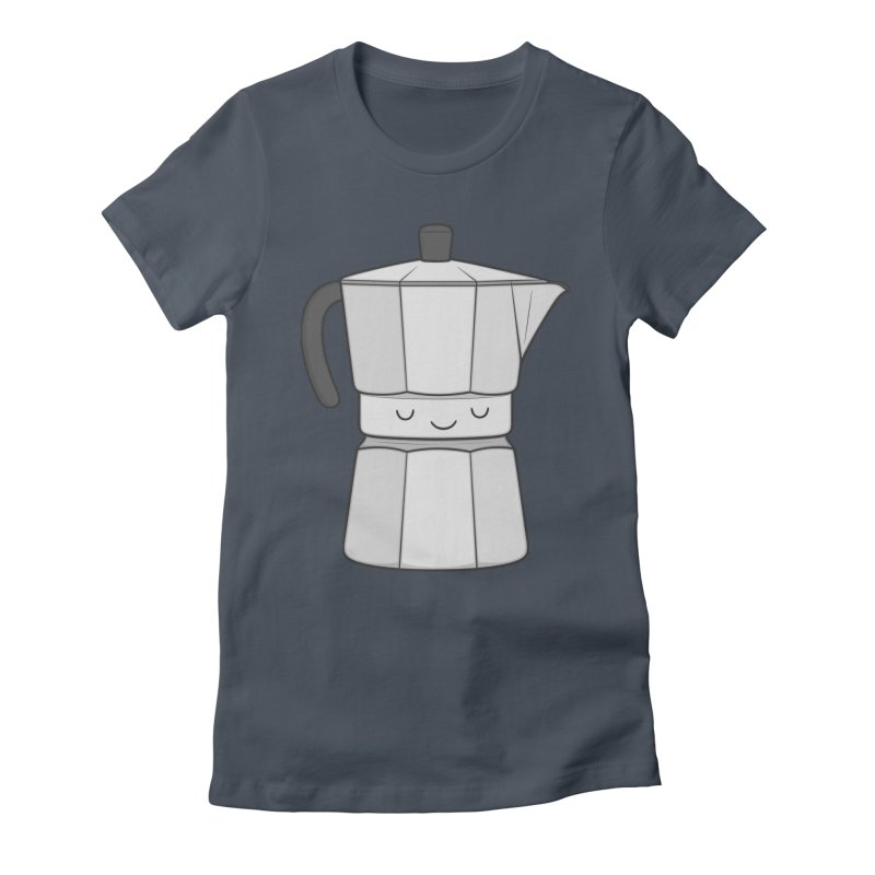Coffee Women's T-Shirt by Kim Vervuurt