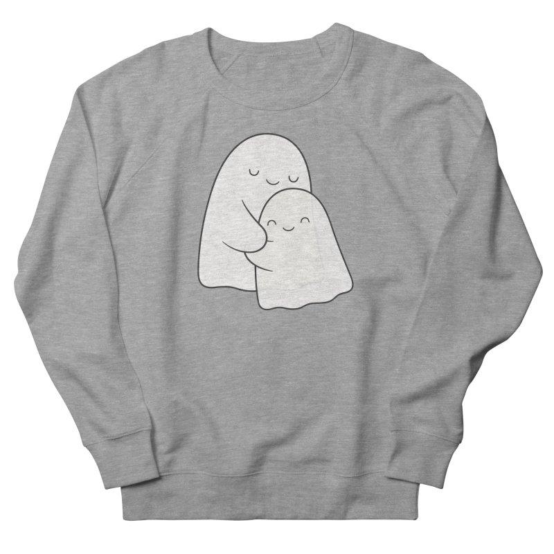 Soulmates Men's French Terry Sweatshirt by Kim Vervuurt