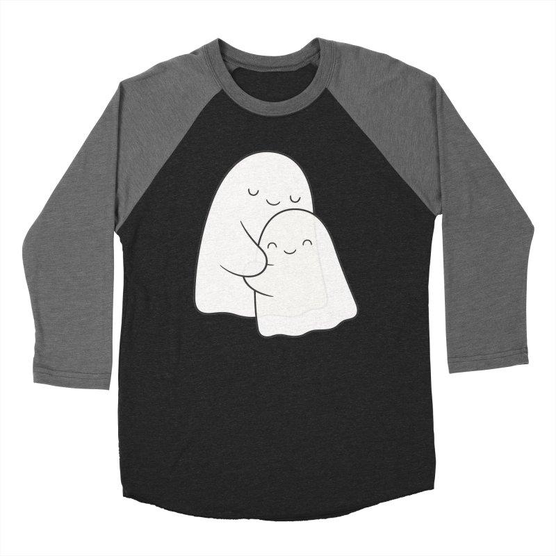 Soulmates Men's Baseball Triblend Longsleeve T-Shirt by Kim Vervuurt