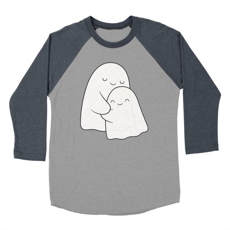Soulmates Men's Baseball Triblend T-Shirt by Kim Vervuurt