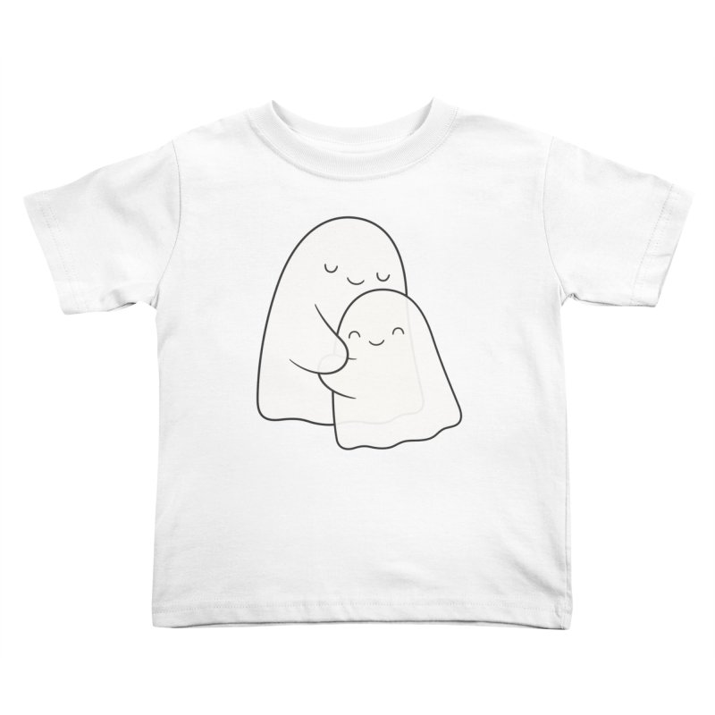 Soulmates Kids Toddler T-Shirt by Kim Vervuurt