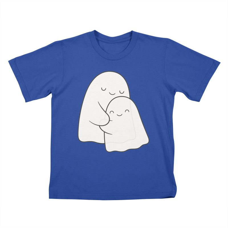 Soulmates Kids T-shirt by Kim Vervuurt