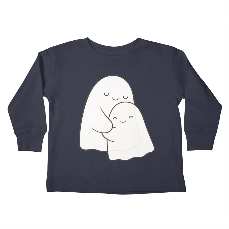 Soulmates Kids Toddler Longsleeve T-Shirt by Kim Vervuurt