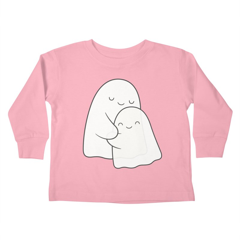 Soulmates Kids Toddler Longsleeve T-Shirt by Kim Vervuurt