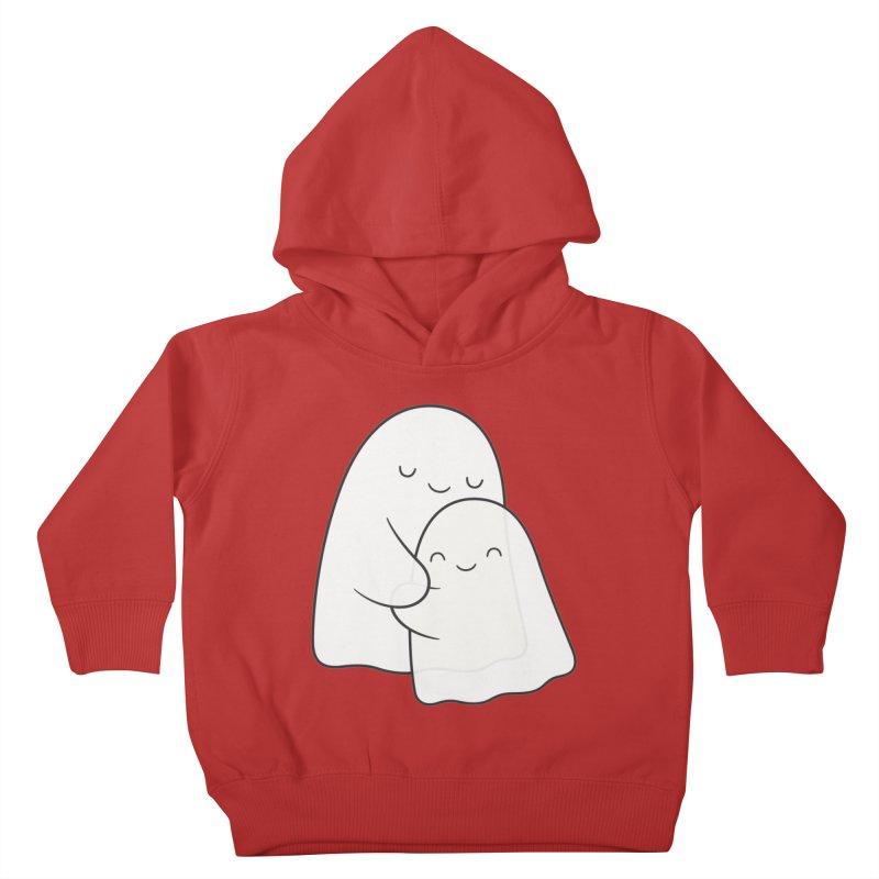 Soulmates Kids Toddler Pullover Hoody by Kim Vervuurt