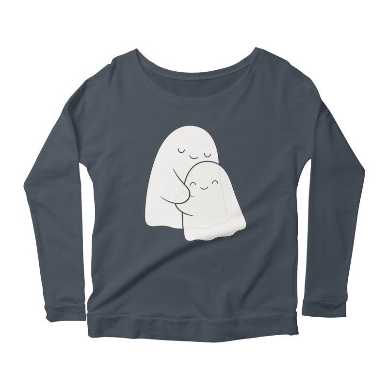 Soulmates Women's Scoop Neck Longsleeve T-Shirt by Kim Vervuurt