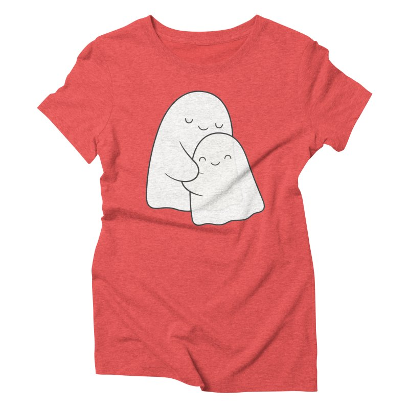 Soulmates Women's Triblend T-Shirt by Kim Vervuurt