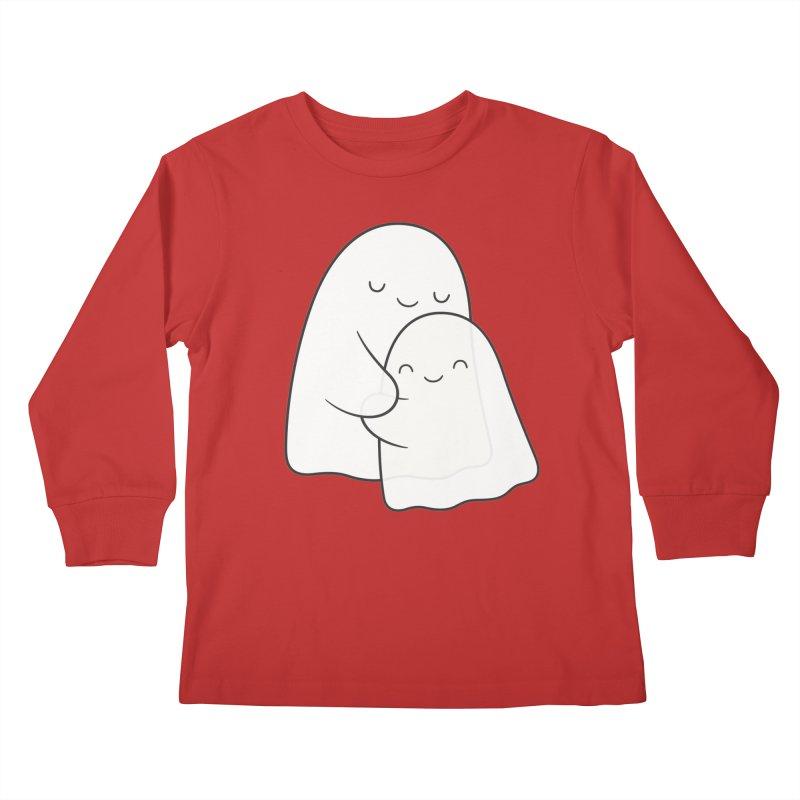 Soulmates Kids Longsleeve T-Shirt by Kim Vervuurt