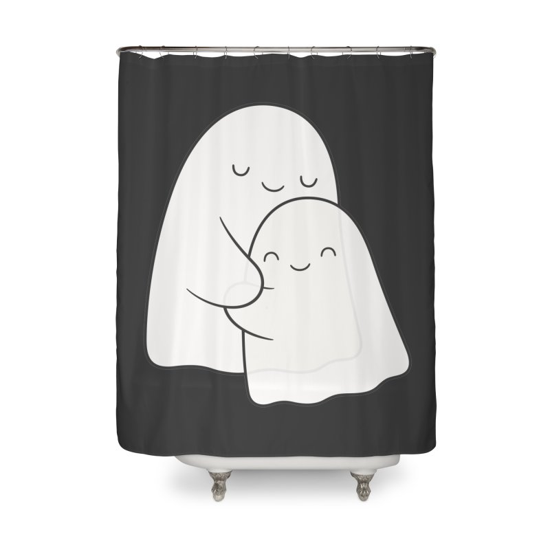 Soulmates Home Shower Curtain by Kim Vervuurt