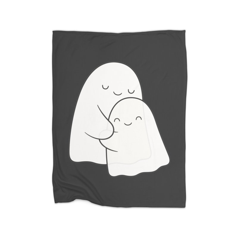 Soulmates Home Fleece Blanket Blanket by Kim Vervuurt