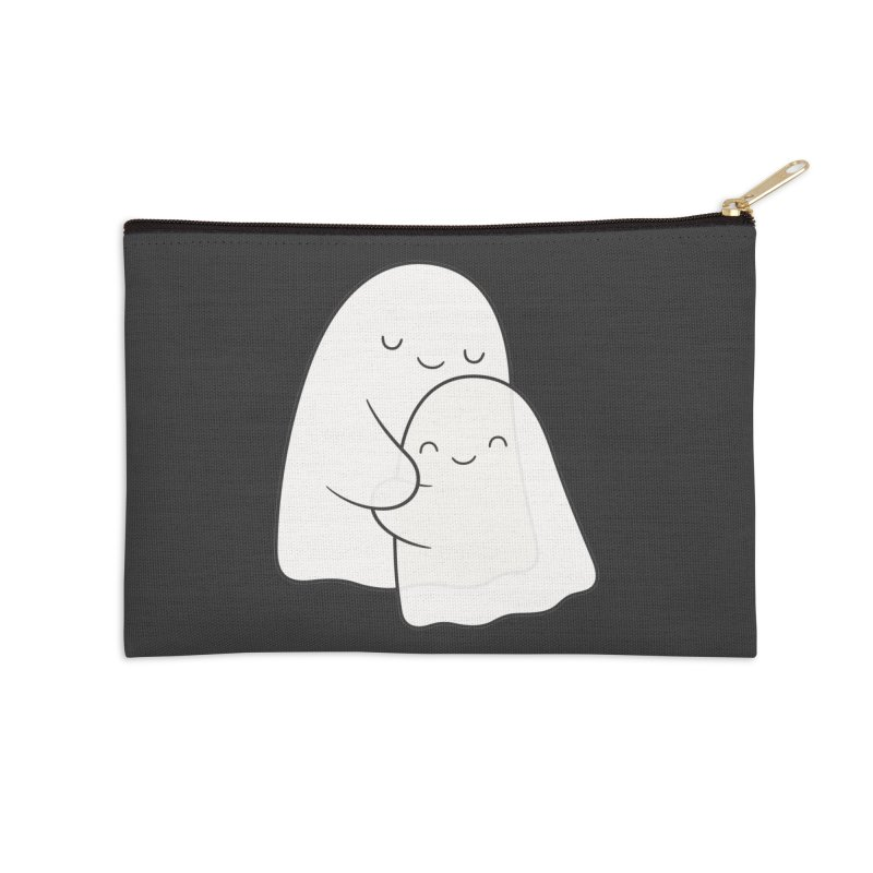 Soulmates Accessories Zip Pouch by Kim Vervuurt