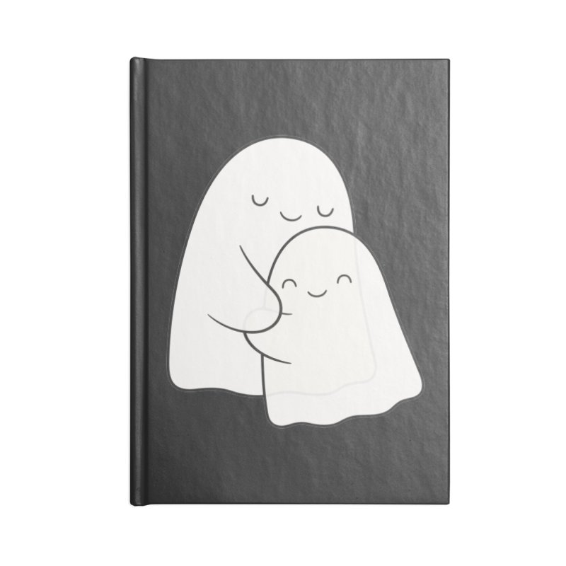 Soulmates Accessories Blank Journal Notebook by Kim Vervuurt