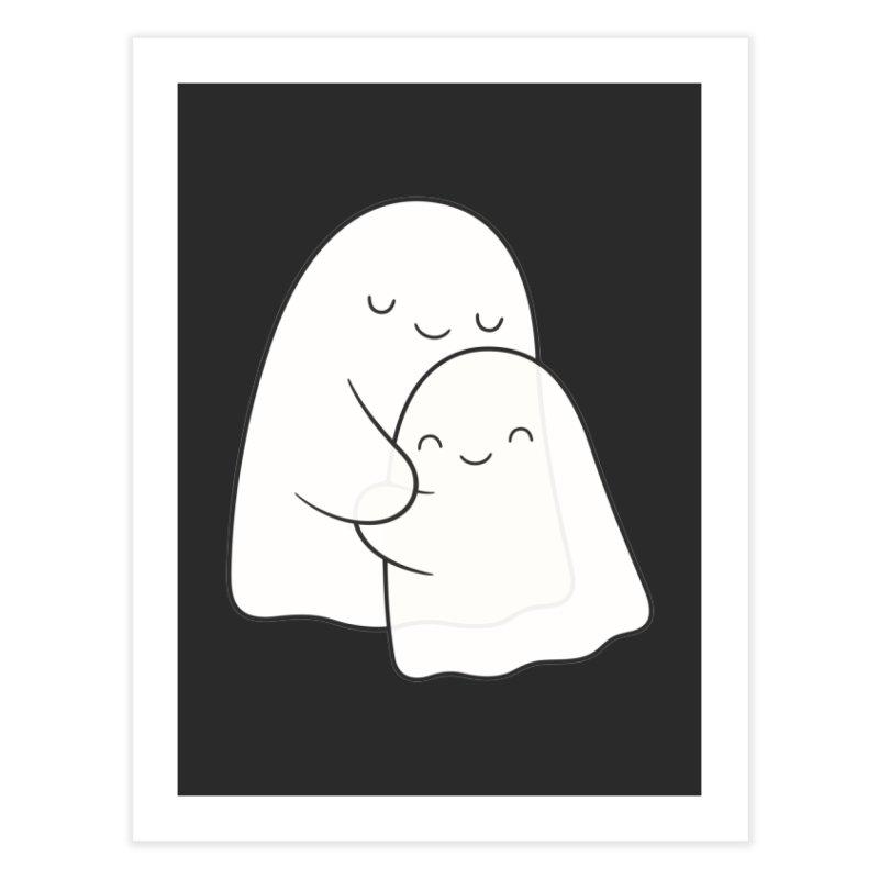 Soulmates Home Fine Art Print by Kim Vervuurt