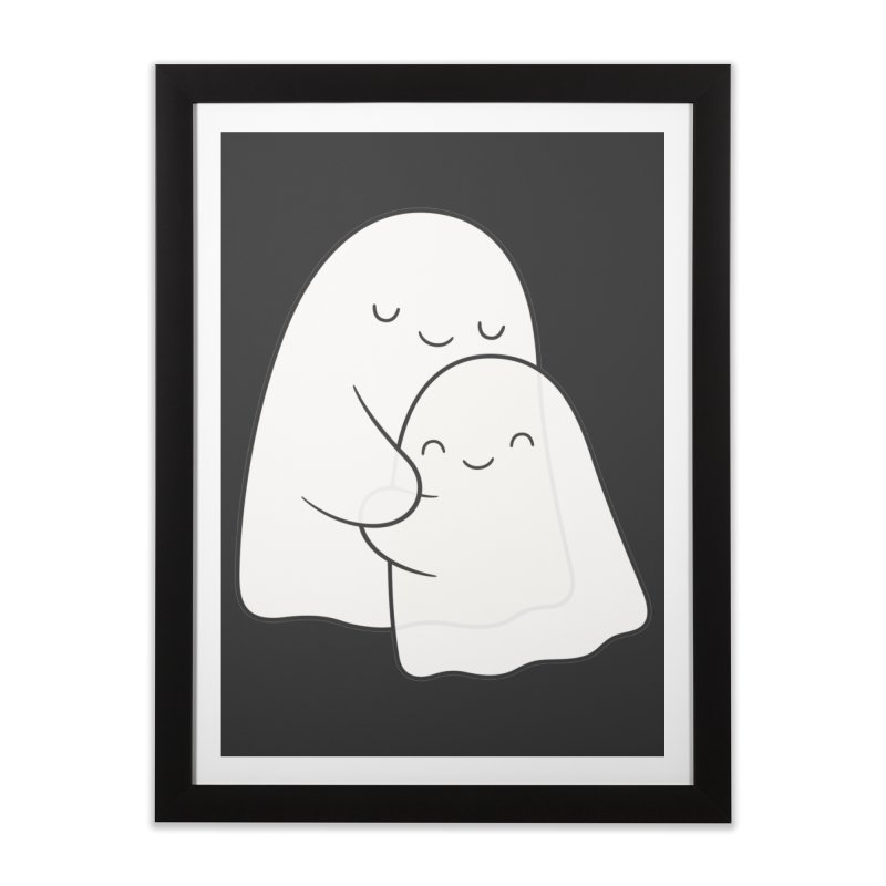 Soulmates Home Framed Fine Art Print by Kim Vervuurt