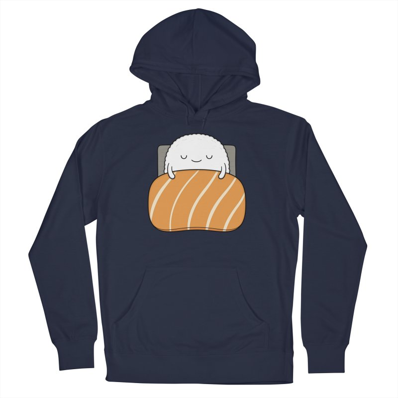 Sleepy Sushi Men's Pullover Hoody by Kim Vervuurt