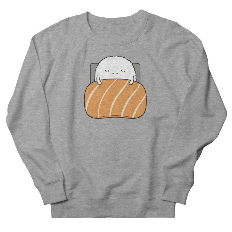 Sleepy Sushi Men's Sweatshirt by Kim Vervuurt