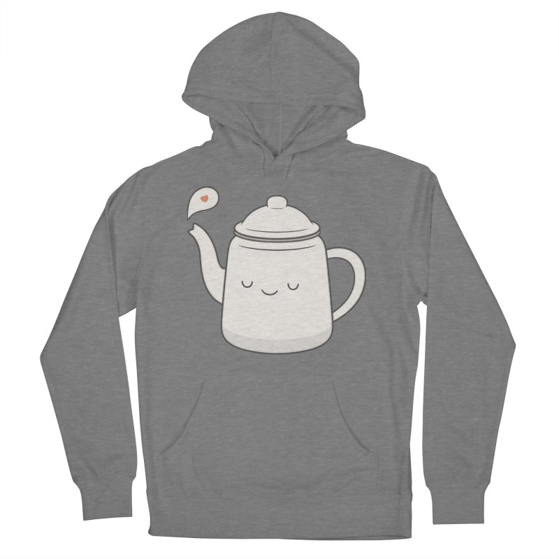 Teapot Women's Pullover Hoody by Kim Vervuurt