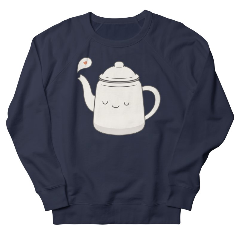 Teapot Women's Sweatshirt by Kim Vervuurt