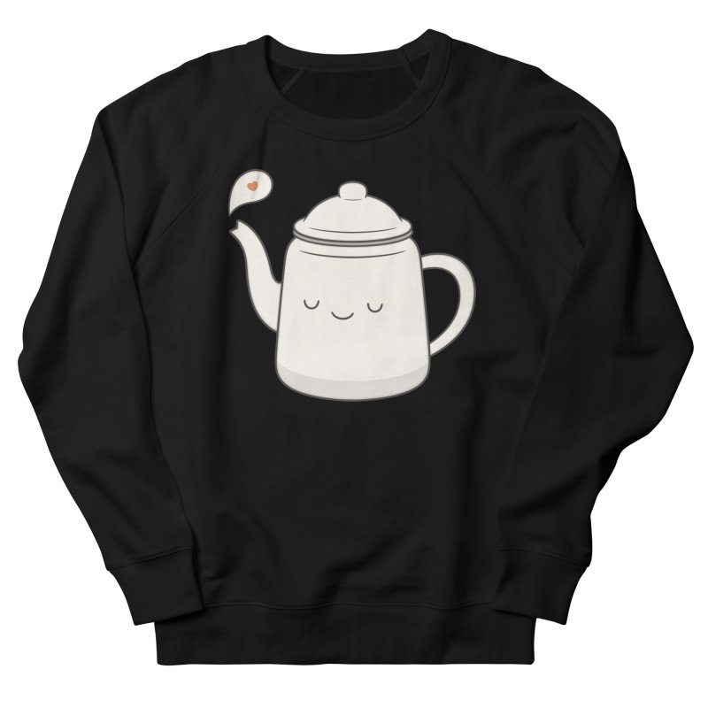 Teapot Men's Sweatshirt by Kim Vervuurt