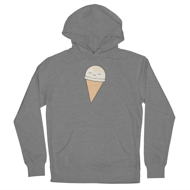 Ice Cream Women's Pullover Hoody by Kim Vervuurt